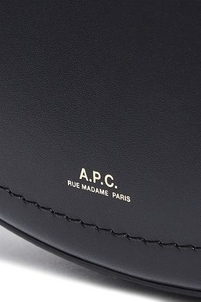 A.P.C. Juliette leather shoulder bag