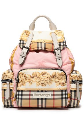 BURBERRY Shell backpack