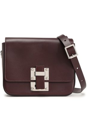 SOPHIE HULME Quick Small studded leather shoulder bag