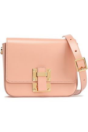 SOPHIE HULME Small Quick leather shoulder bag