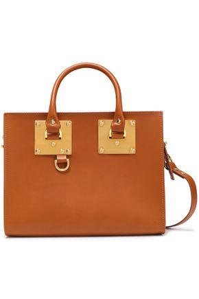 SOPHIE HULME Medium Box Albion leather shoulder bag