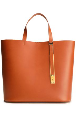 SOPHIE HULME The Exchange East West leather tote