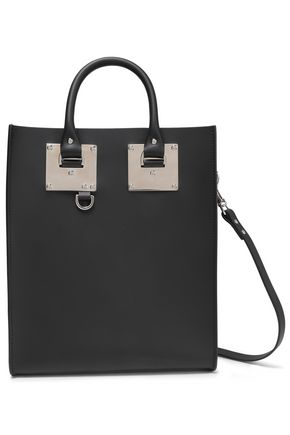 SOPHIE HULME Mini Albion leather tote