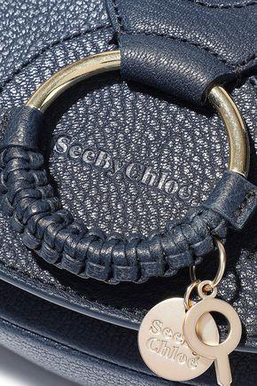 SEE BY CHLOÉ Joan pebbled-leather shoulder bag