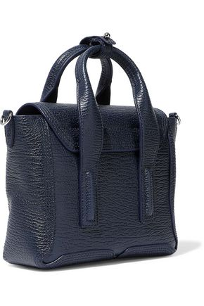 3.1 PHILLIP LIM Pashli textured-leather shoulder bag