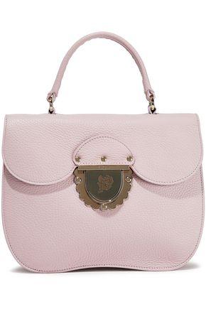 FURLA Ducale pebbled-leather shoulder bag