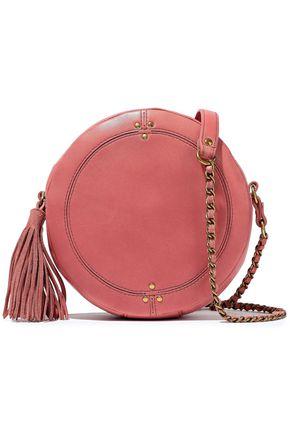 JÉRÔME DREYFUSS Remi tasseled leather shoulder bag