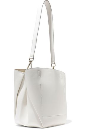 JIL SANDER Small leather tote