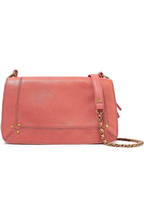 JÉRÔME DREYFUSS Bobi leather shoulder bag