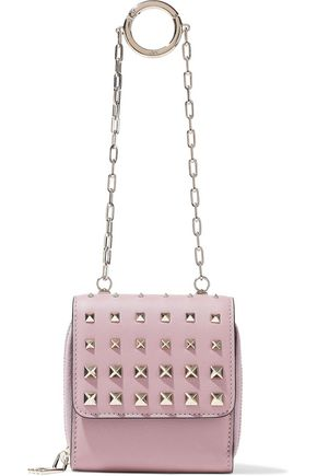 VALENTINO GARAVANI Studded leather wallet