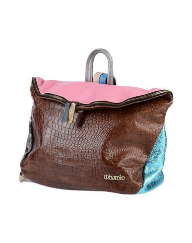 Фото - Рюкзаки и сумки на пояс от EBARRITO коричневого цвета