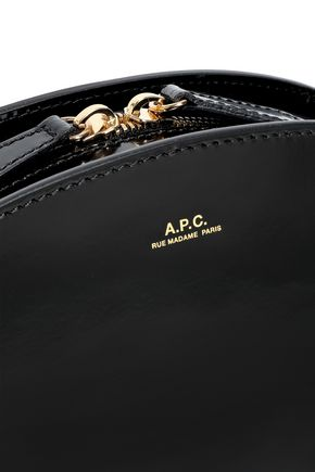 A.P.C. Leather shoulder bag