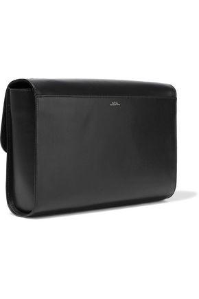 A.P.C. Katy leather shoulder bag