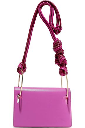 ROKSANDA Knotted leather shoulder bag