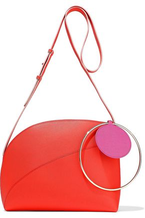 ROKSANDA Eartha textured-leather shoulder bag