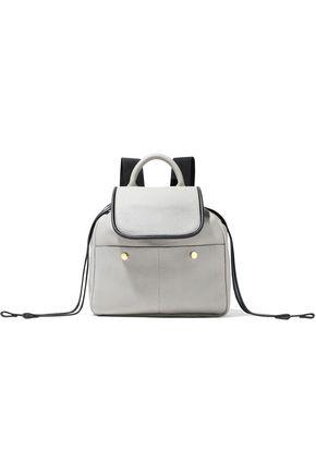 MARNI Pebbled-leather backpack