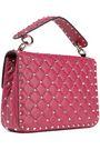 VALENTINO GARAVANI Rockstud Spike quilted leather shoulder bag