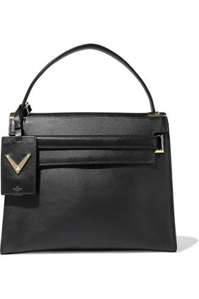 VALENTINO GARAVANI My Rockstud medium leather tote
