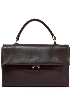 MARNI 2way leather tote