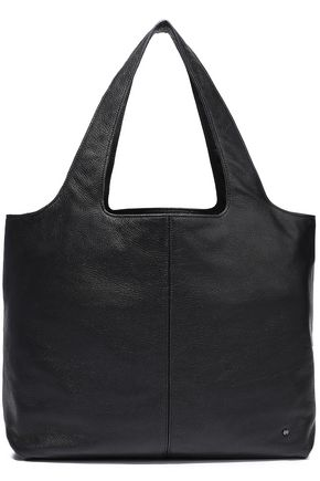 HALSTON HERITAGE Tina pebbled-leather tote