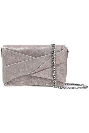HALSTON HERITAGE Grace small metallic shoulder bag