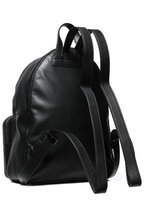 DKNY Faux leather backpack