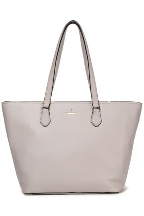 KATE SPADE New York Pebbled-leather tote