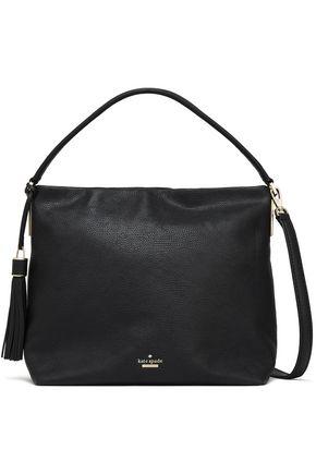 KATE SPADE New York Kingston Drive pebbled-leather shoulder bag
