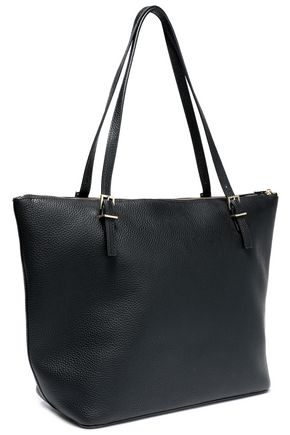 KATE SPADE New York Textured-leather tote