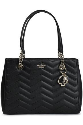 KATE SPADE New York Reese Park quilted leather tote