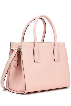 KATE SPADE New York Textured-leather shoulder bag
