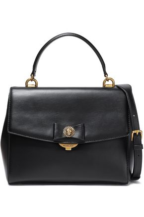 MICHAEL MICHAEL KORS Embellished leather shoulder bag