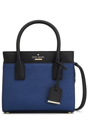 KATE SPADE New York Two-tone leather shoulder bag