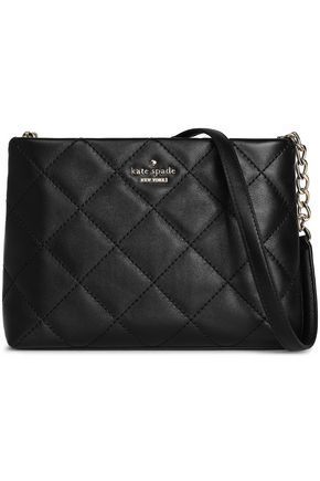 KATE SPADE New York Quilted leather shoulder bag