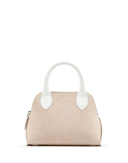 TWO-TONED MAGOT BAG - Lanvin