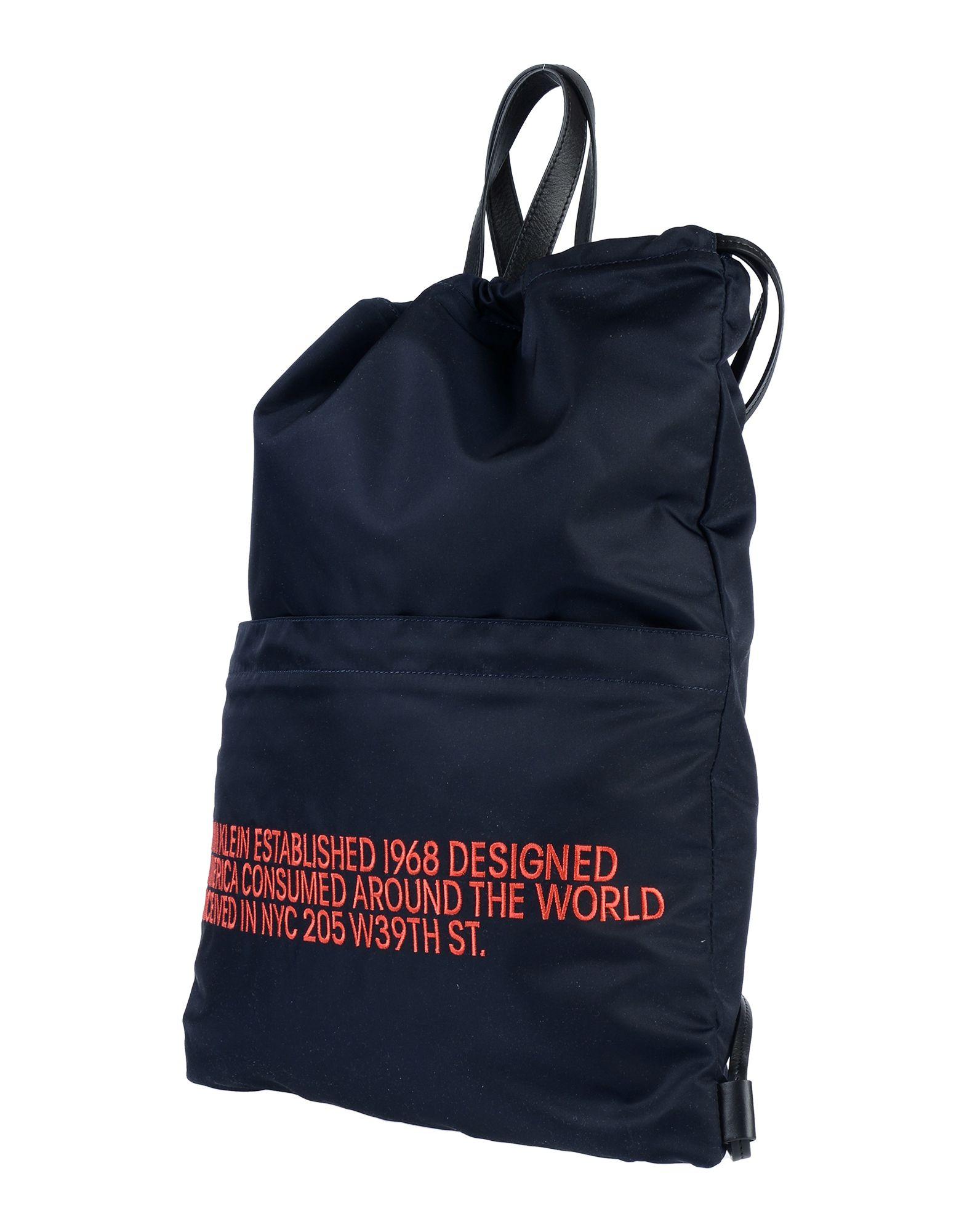 CALVIN KLEIN 205W39NYC Рюкзаки и сумки на пояс цена и фото