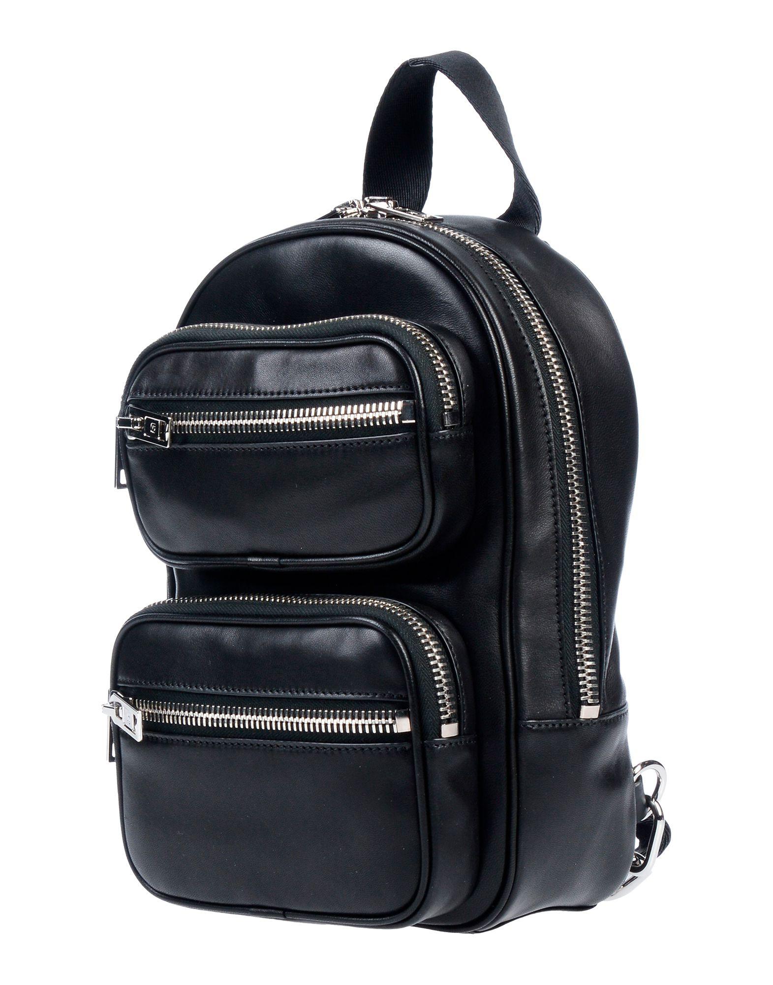 купить ALEXANDER WANG Рюкзаки и сумки на пояс по цене 41500 рублей