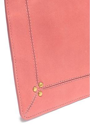 JÉRÔME DREYFUSS Leather pouch