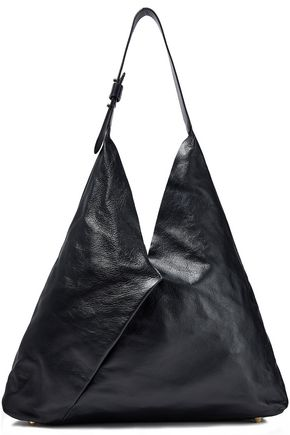 IRIS & INK Suede shoulder bag
