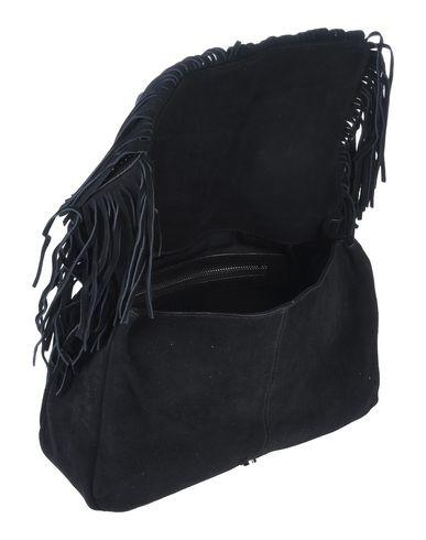 Фото 2 - Сумку через плечо от MIA BAG черного цвета
