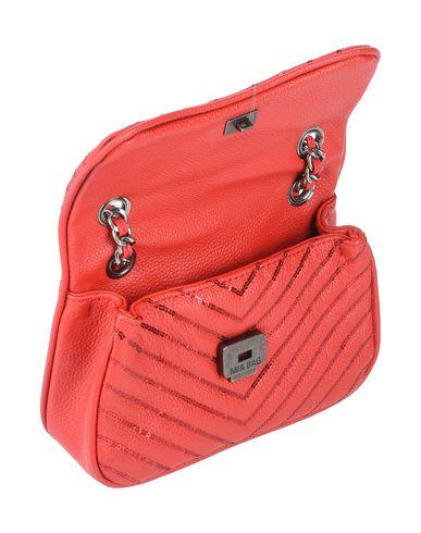 Фото 2 - Сумку через плечо от MIA BAG красного цвета