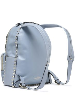 VALENTINO GARAVANI Studded leather backpack