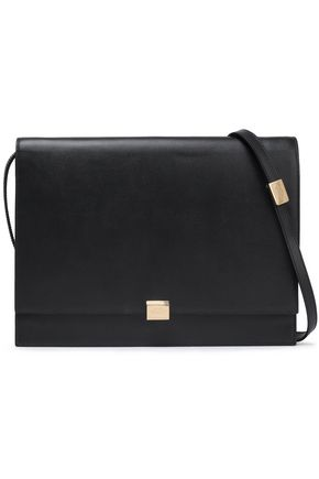 SMYTHSON Textured-leather shoulder bag