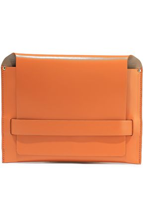 IRIS & INK Sigfrid leather clutch