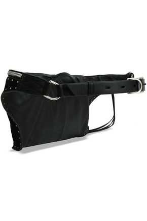 RAG & BONE Studded suede belt bag
