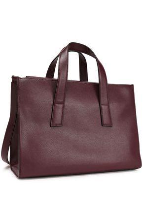 VERSUS VERSACE Embellished leather shoulder bag