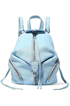 REBECCA MINKOFF Julian pebbled-leather backpack