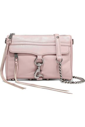 REBECCA MINKOFF M.A.C. mini leather shoulder bag