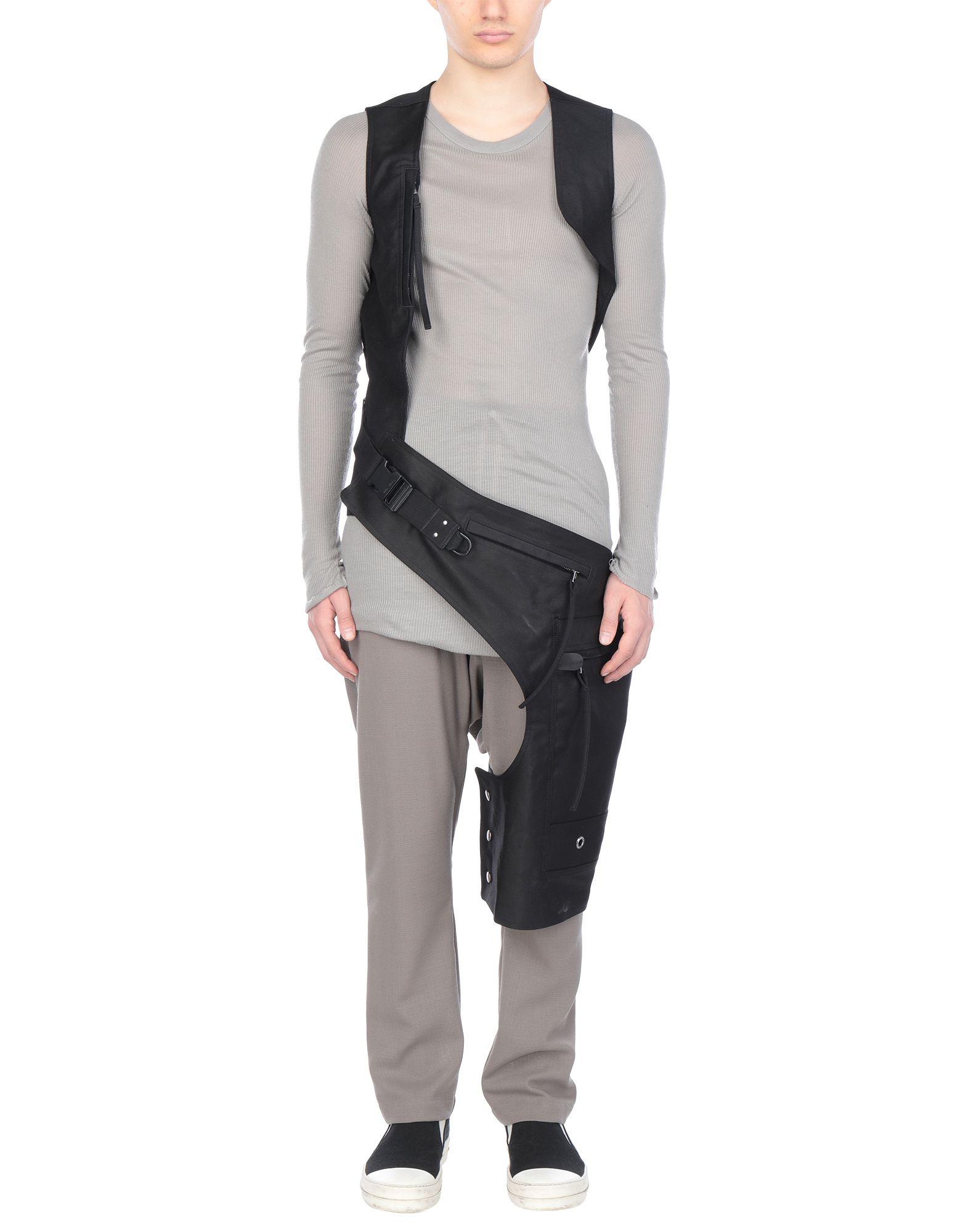 RICK OWENS Рюкзаки и сумки на пояс цена и фото