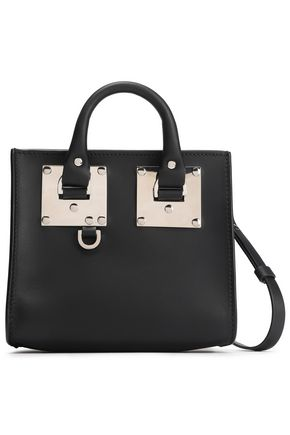 SOPHIE HULME Studded leather shoulder bag
